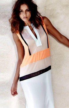 Shona Joy sound of light kaftan maxi dress, $280 | www.threadsandstyle.com.au