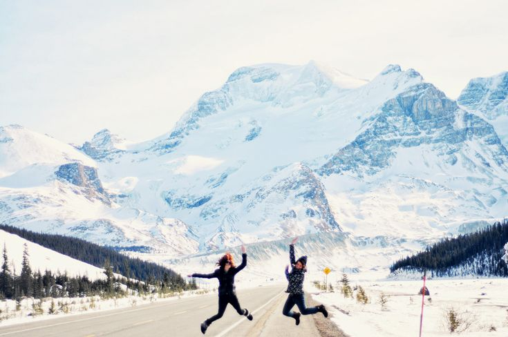 72 best jasper roadtrip images on pinterest jasper for Best winter vacations in canada