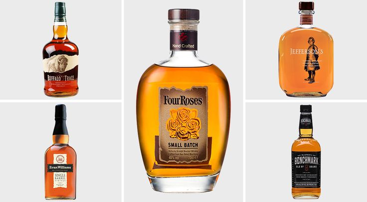 Bargain Hunting: The 7 Best Bourbons Under $50