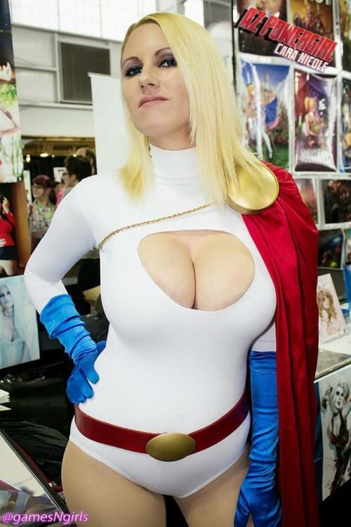 Good cara nicole power girl cosplay nude think, that