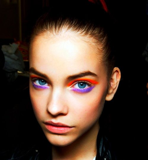 Rainbow awesome makeup#Repin By:Pinterest++ for iPad#