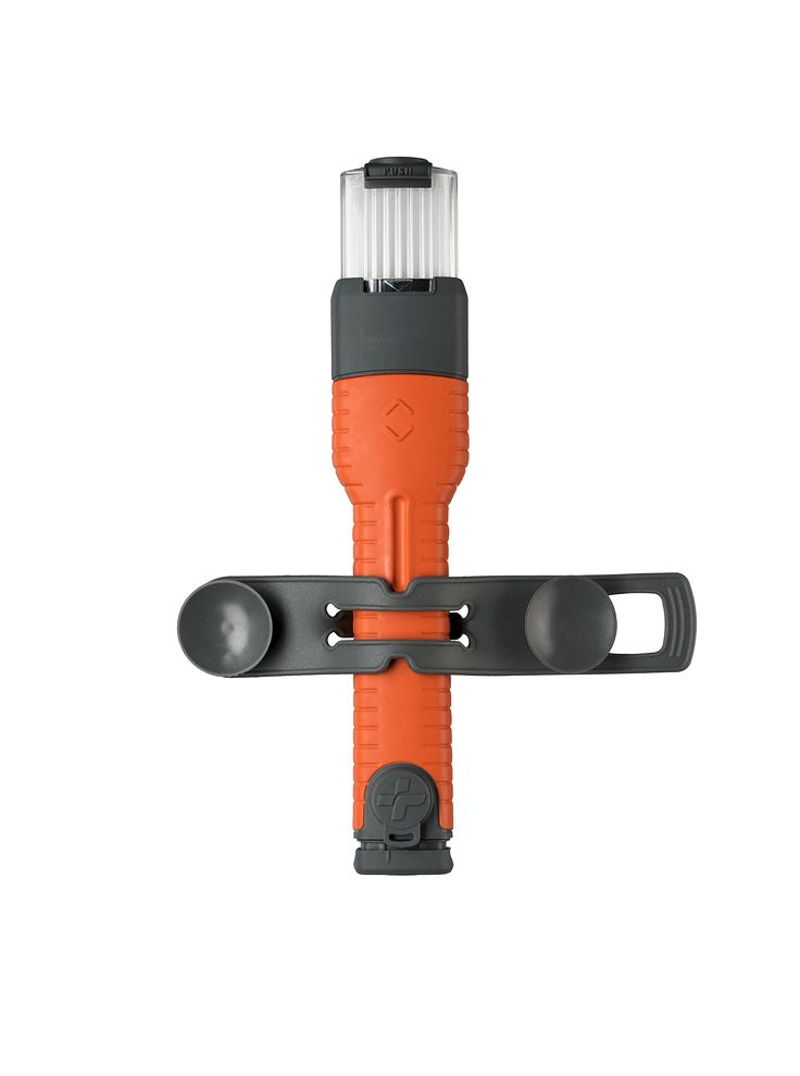 Lifehammer Safety Torch Synergy - Smart Suction Strap.