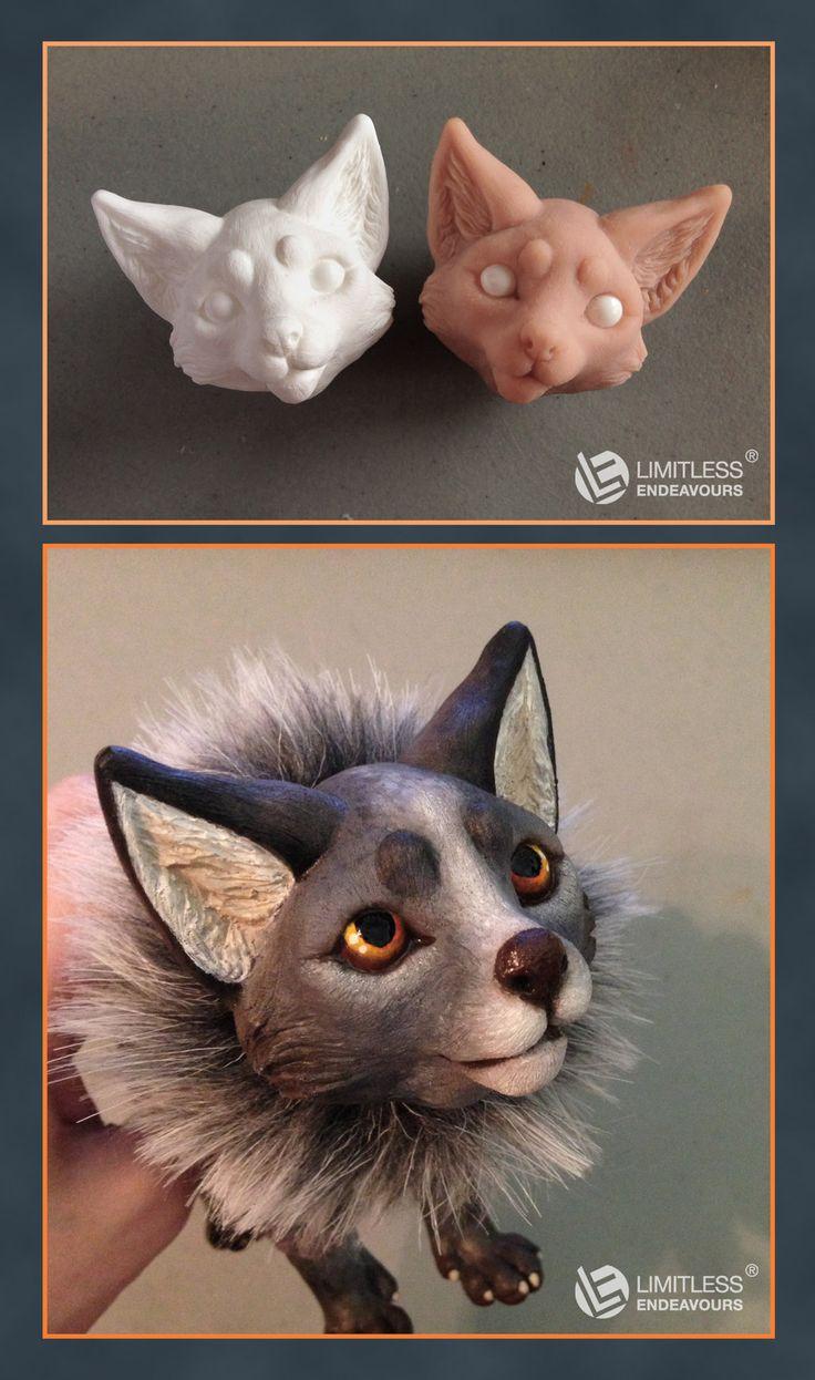 WIP - NEW Fox DIY-Kit by LimitlessEndeavours.deviantart.com on @DeviantArt