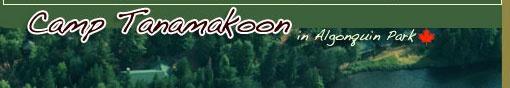 Algonquin Park Ontario Summer Girls Camp & Arts Program - Camp Tanamakoon