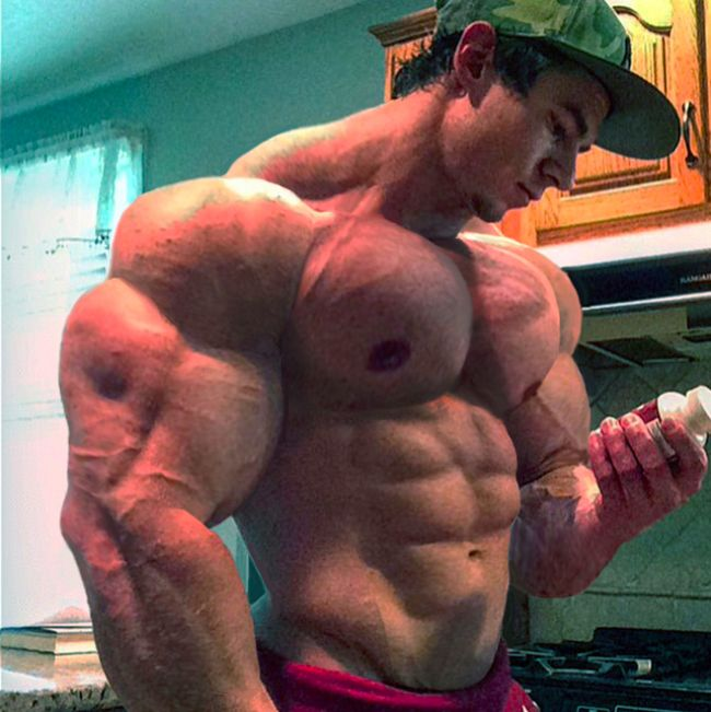 Gay Muscle Morphs 108