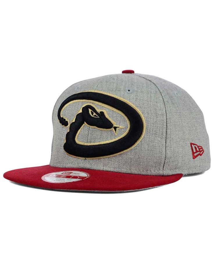 83de737de16 New Era Arizona Diamondbacks Logo Grand 9FIFTY Snapback Cap