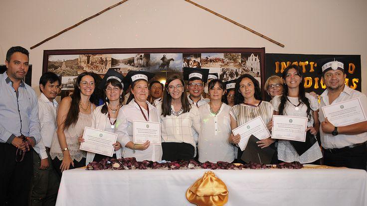 Egresaron 170 alumnos del Instituto de Idiomas de Salta: Se realizó el acto de egreso de la primera Promoción del Instituto de Idiomas de…
