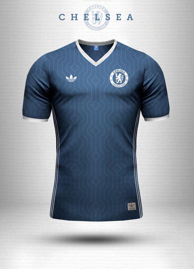 Las camisetas onda retro de los mejores equipos del mundo ...