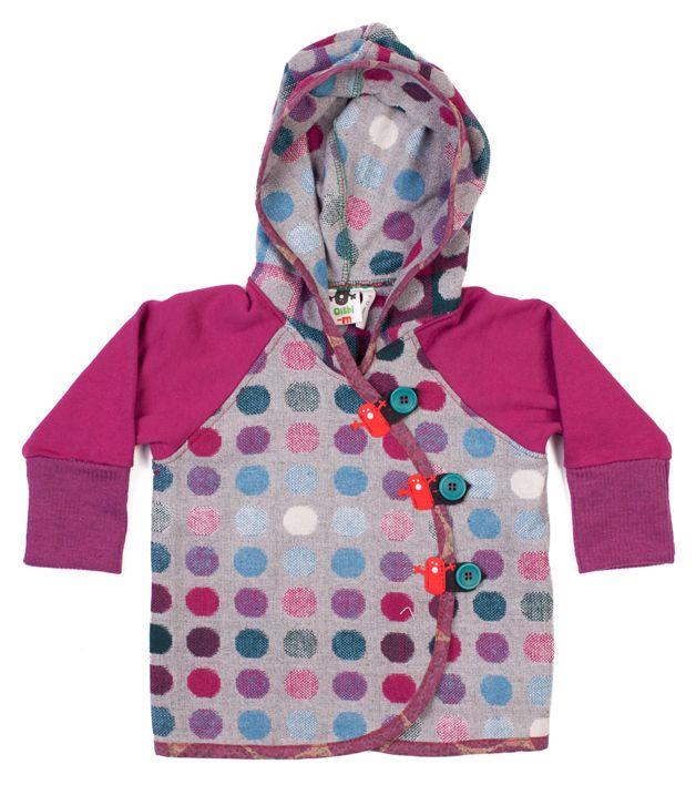 Fuse Ya Hoodie, Oishi-m Clothing for kids, 2012, www.oishi-m.com
