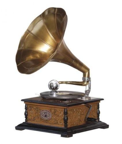 Wind Up Gramaphone   Alan Ward Furniture #gramaphone #alanward