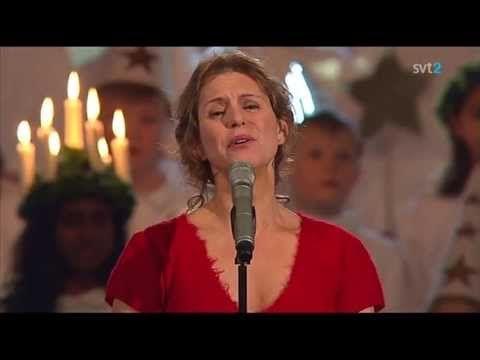 "Helen Sjöholm & Benny Andersson: ""Nu tändas tusen juleljus"" (Sweden, 2012) - YouTube"