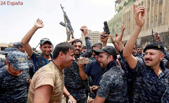 Daesh encaja un nuevo golpe con la difusión de la muerte del «califa» Bagdadi
