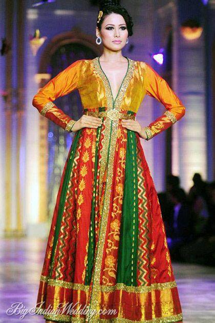 Neeta Lulla designer bridal anarakali | Anarkali Suits ...