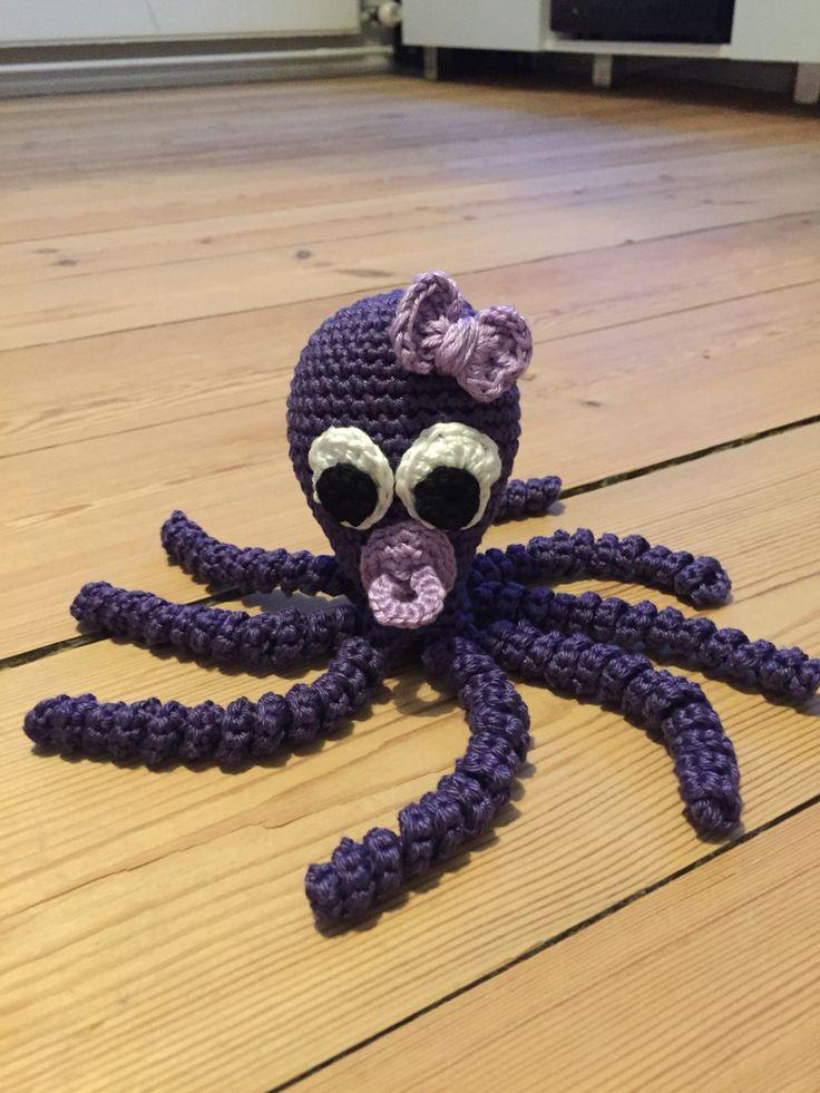 Baby blæksprutte
