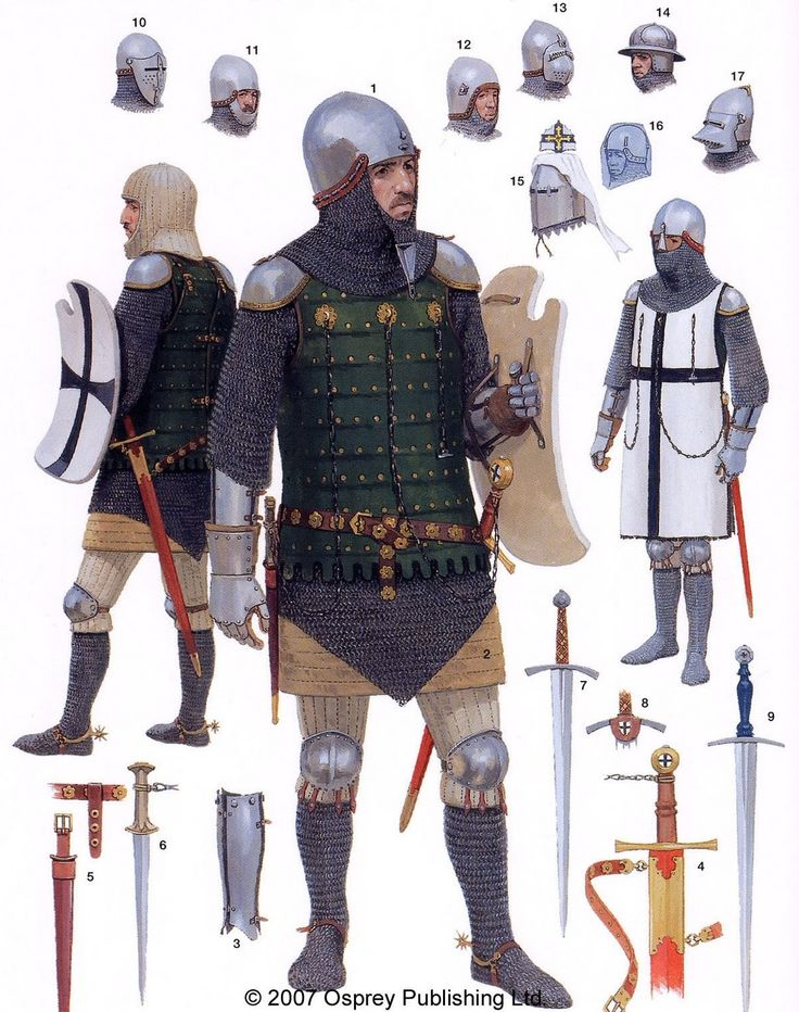 More medieval armour -- click for an interesting read and more pictures!