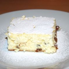 Túrós süti recept