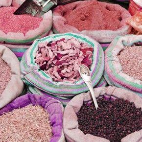 Египетская кухня имеет много общего с турецкой, арабской и греческой кухнями.