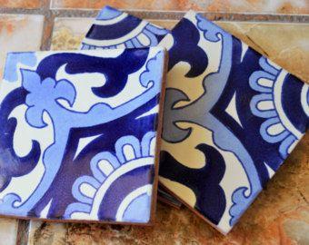 88 piezas de azulejos mexicanos 4x4