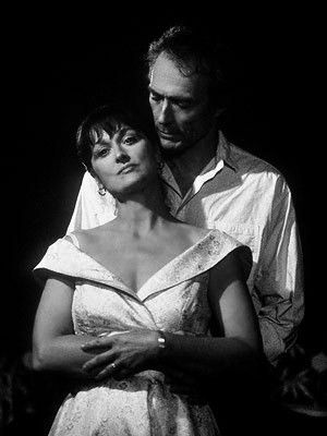 Clint Eastwood and Meryl Streep - The Bridges of Madison County - directed by Clint Eastwood - 1995