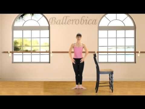 Ballet Workout - Beginning Ballet Barre Workout