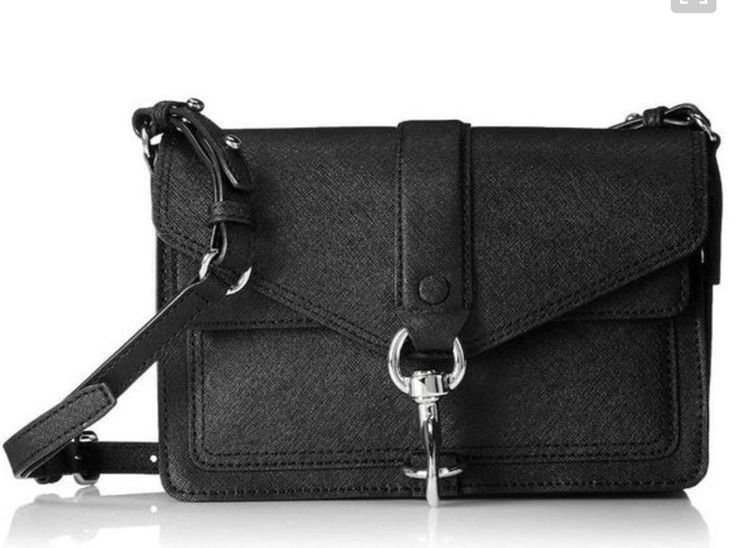 Shoulder Bag for Women On Sale, Lead, Leather, 2017, one size Rebecca Minkoff