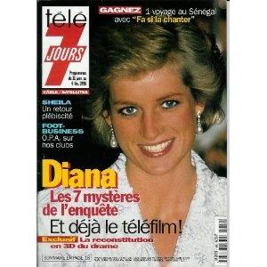 Télé 7 jours (n°1966) du 31/01/1998 - Lady Diana - ... [Magazine mis en vente par Presse-Mémoire]