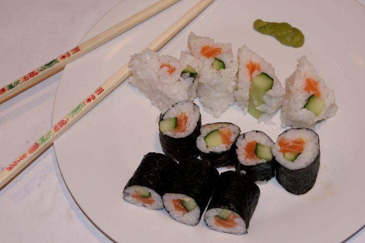 Jak zrobić maki sushi