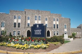 Cameron Indoor- where all the magic happens!