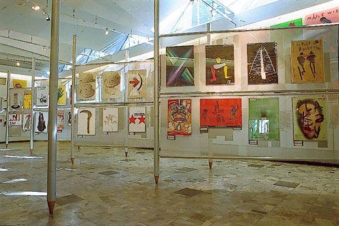 18th International Poster Biennale, International Poster Museum at Wilanow