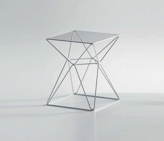 Side tables | Tables | foxhole | spHaus | Nathan Yong. Check it on Architonic