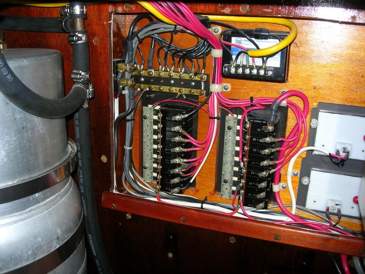 17 best boat wiring images on pinterest boat wiring boats and boating rh pinterest com boat wiring harness kit boat wiring guide