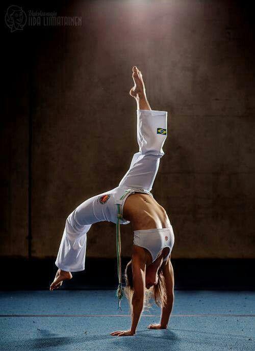 Capoeira Boa Vontade (Finland) - luna