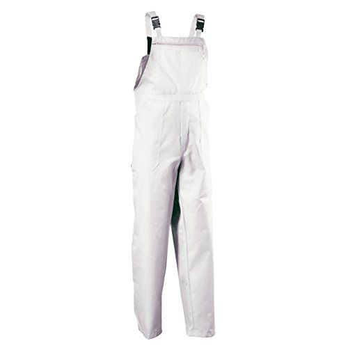 Cheap Classic Bib and brace overalls Great for Pro painters white S-3XL size great quality for the price deals week