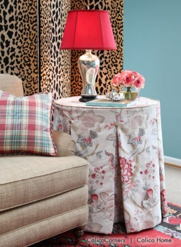 Trousseau Fabric Collection - Living Room View 3