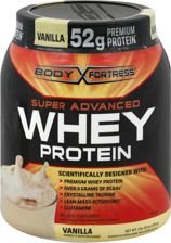 Body Fortress Whey Protein Powder, Vanilla