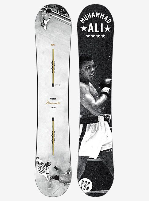 Ali x Burton The Greatest Snowboard | Burton Snowboards