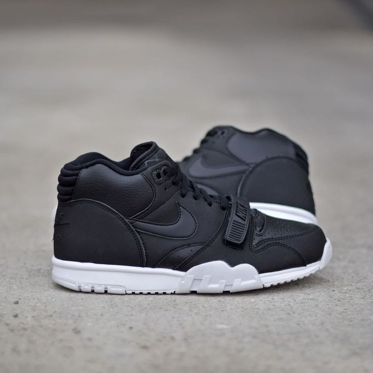 532b6d177845 ... Nike Air Trainer 1 Full BlackWhite ...