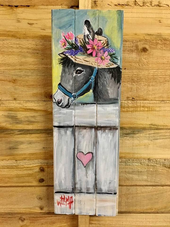 spring donkey