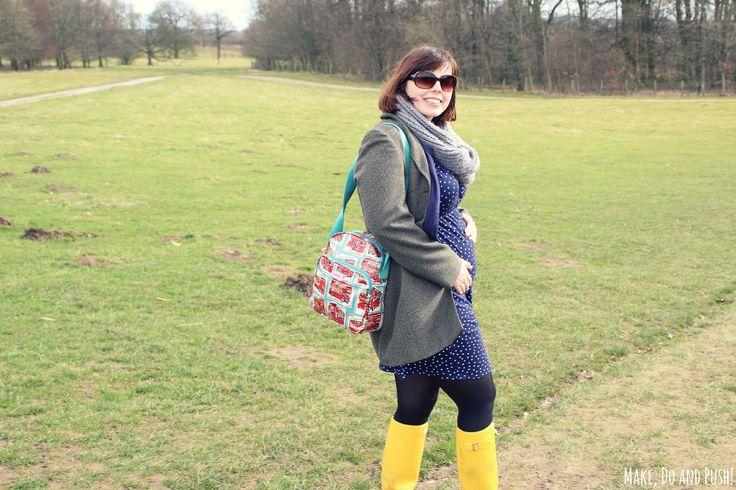 Pregnancy / Maternity style | Make, Do and Push! (www.makedoandpush.co.uk)
