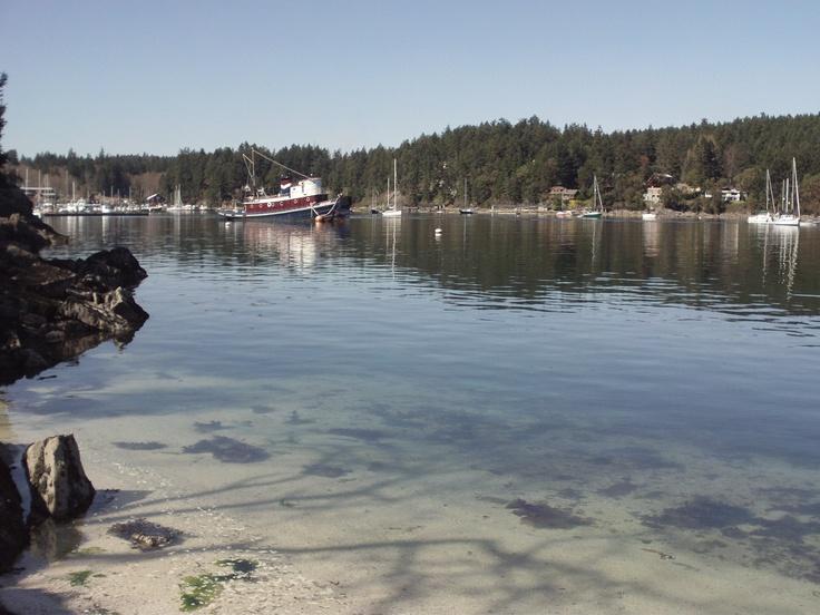 Do what you love ~ Salt Spring Island, BC