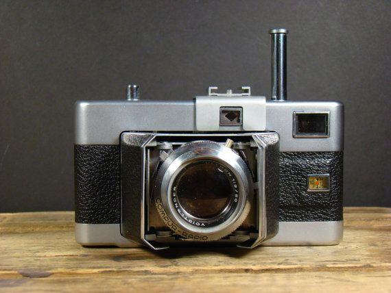 Vintage Camera - Voigtlander Vitessa A version 1, made in ... Pictures Made With Voigtlander