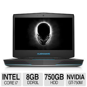 "Alienware 14.0"" Gaming Laptop - ALW14-2814SLV"