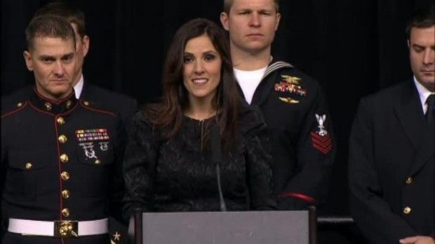 Must Watch: Wife of Slain Navy SEAL Chris Kyle Gives Heart-Wrenching Speech at NRA Event