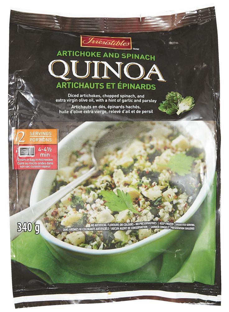 METRO BRANDS, G.P. / Irresistibles Quinoa