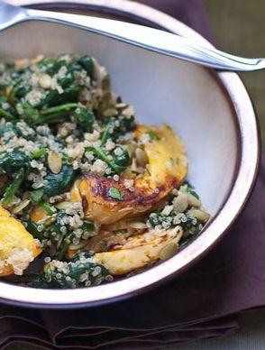 The Crisper Whisperer: Squash and Quinoa with Cilantro-Lime Dressing ...