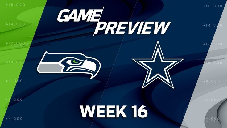 Seattle Seahawks vs. Dallas Cowboys | NFL Week 16 Game Preview | Move the Sticks - NFL News Videos