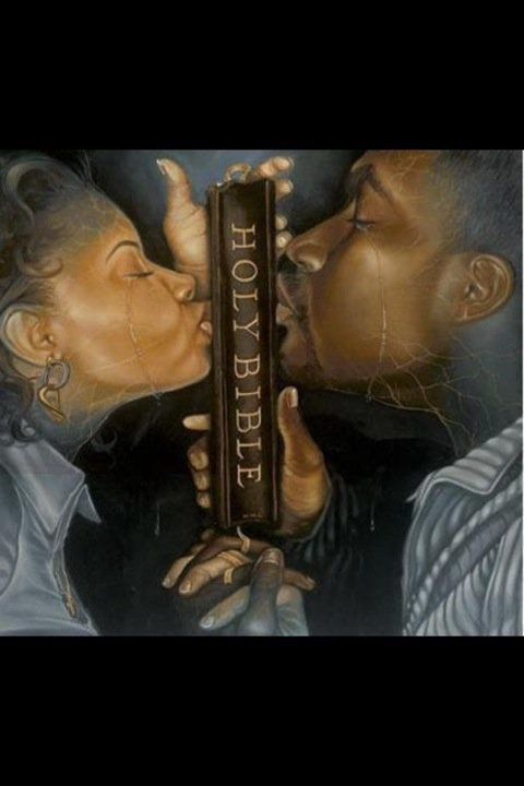 Agree, the couple that prays together stays together reply, attribute