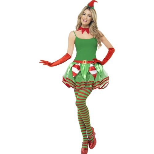 134 Best Christmas Elf Costumes Images On Pinterest