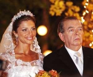 Grazi Massafera ficou muito triste com a morte de Umberto Magnani nesta quarta-f... - TV Globo