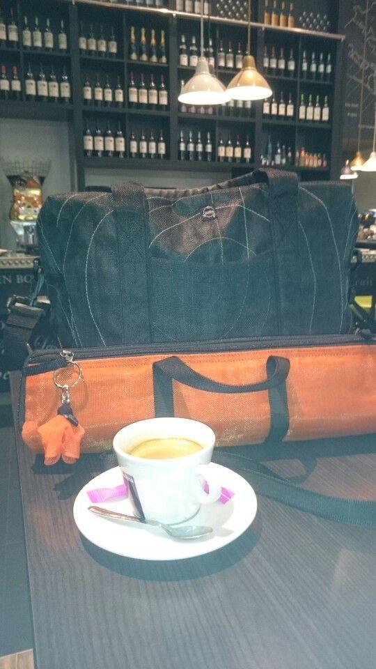 Go to paris!!coffe#sac de voyage#housse pour flûte #smateria.com